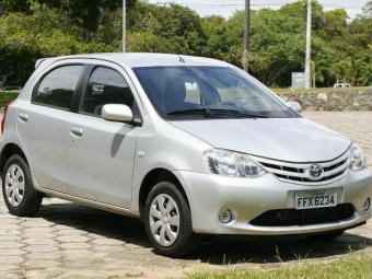 Toyota oferece Etios 1.3 flex - Foto: Aurélio Martins | Ag. A TARDE