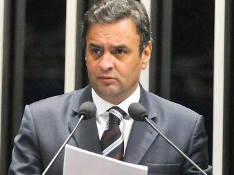 Rádio do senador Aécio Neves pode ser investigada - Foto: Geraldo Magela I Agência Senado