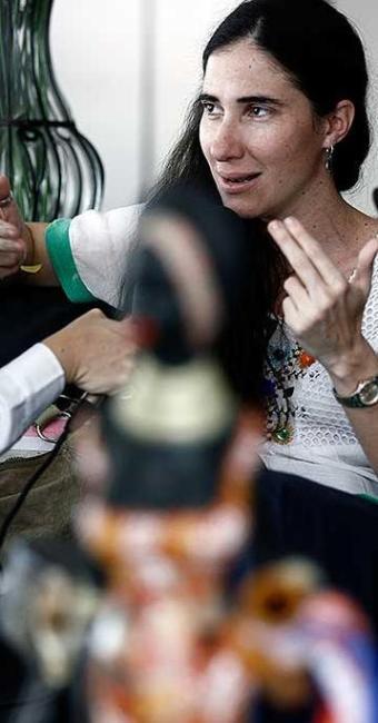 Yaoni Sánchez viajou de Salvador para Feira de Santana, onde participa de lançamento de documentário - Foto: Luiz Tito | Agência A TARDE