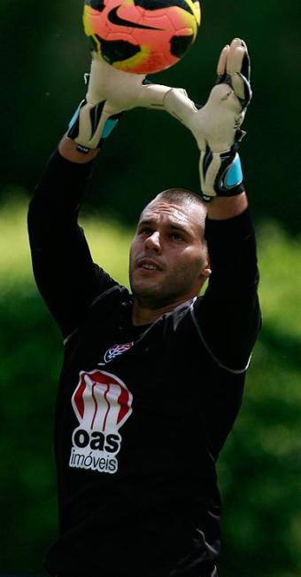 Para o goleiro Deola, marcação deve ser individual nos cruzamentos - Foto: Raul Spinassé/ Ag. A TARDE