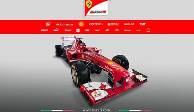 Ferrari está confiante em conquistar o título em 2013 - Foto: Divulgação | Ferrari