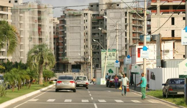 Salvador está entre as cidades em que a alta no valor médio do metro quadrado foi atestada - Foto: Xando Pereira | Ag. A TARDE