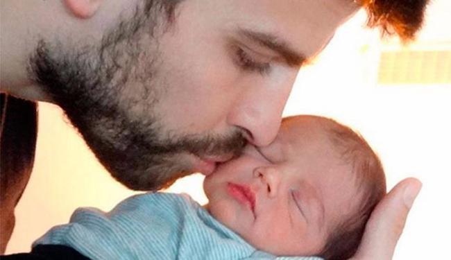 Bebê nasceu no dia 22 de janeiro - Foto: Reprodução