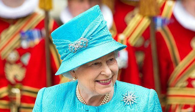A rainha, de 86 anos, não irá a compromissos oficiais por ser o aniversário da morte de seu pai - Foto: AFP | Leon Neal
