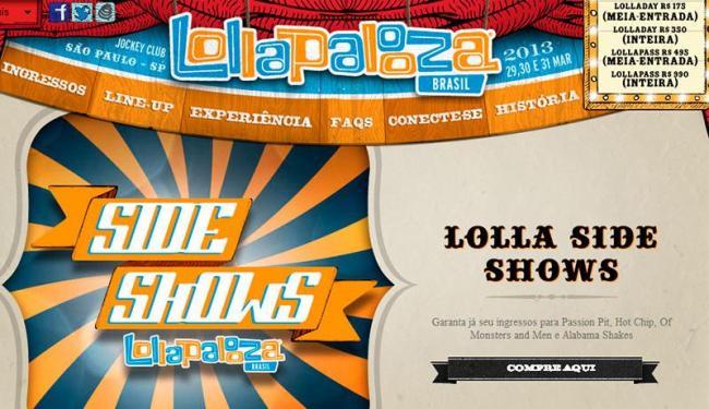 Festival busca contribuição do público para escolha de pôster - Foto: Reprodução