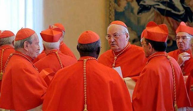 Cardeais de mais de 70 países deverão participar do conclave - Foto: Agência EFE