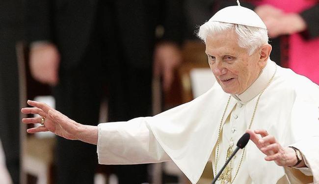 Pontífice de 85 anos renunciou alegando fragilidade por conta da idade avançada - Foto: Max Rossi   Reuters