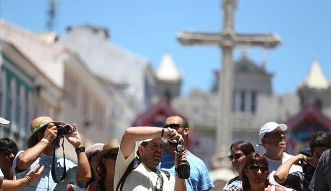 Taxa de ocupação de 85% no Carnaval é exceção - Foto: Raul Spinassé | Ag. A TARDE