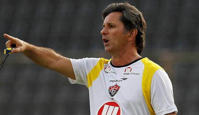 Treinador gostou das atuações de Escudero, Cáceres e Maxi Biancucchi contra o Ceará - Foto: Eduardo Martins | Ag. A Tarde