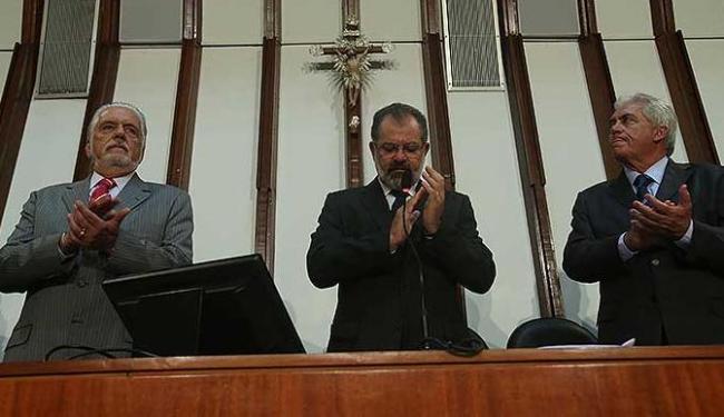 Wagner participu da cerimônia de abertura dos trabalhos da Assembleia Legislativa - Foto: Lúcio Távora | Agência A TARDE