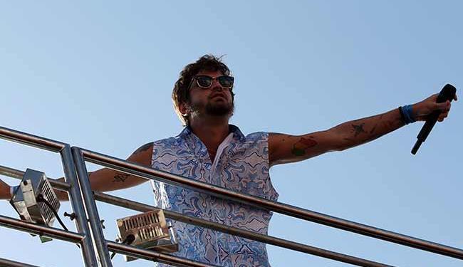 Carnaval de 2013 foi o último do cantor Saulo à frente da banda Eva - Foto: Lúcio Távora | Agência A TARDE