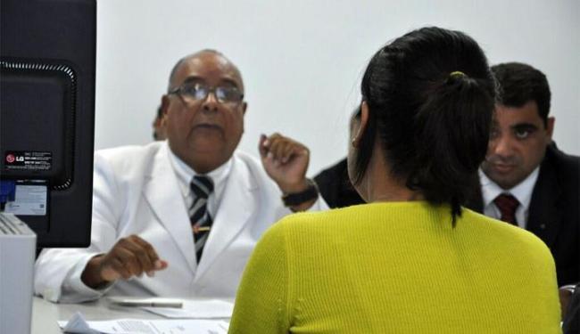 Ginecologista que atendeu uma das jovens foi a terceira testemunha ouvida neste 1º dia de julgamento - Foto: TJ Bahia | Divulgação