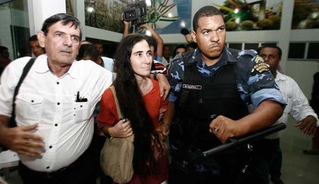 Blogueira cubana Yoani Sánchez chega a hotel em Feira de Santana - Foto: Luiz Tito | Ag. A TARDE