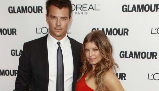 Fergie e Josh são casados e esperam o primeiro filho - Foto: Agência Reuters