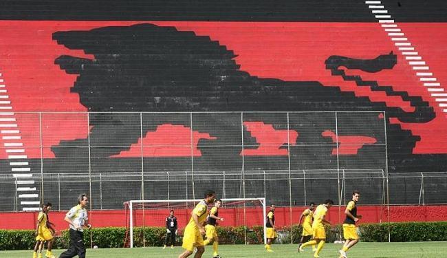 Estádio rubro-negro receberá treino da Itália antes do jogo contra o Brasil no dia 22 de junho - Foto: Arestides Baptista | Ag A TARDE