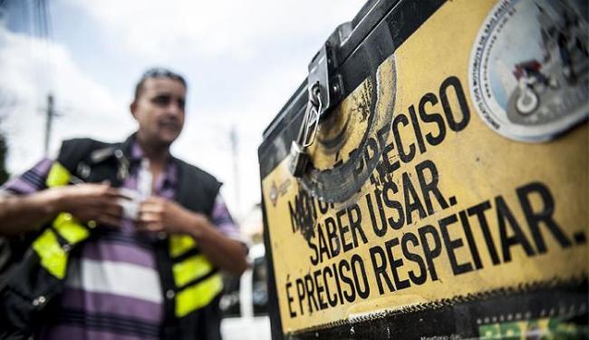 Lei regulamenta o exercício das atividades dos mototaxistas, motoboys e motofretistas - Foto: Marcelo Camargo | Agência Brasil