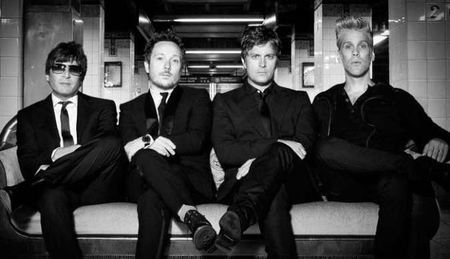 A banda Matchbox Twenty foi formada em 1996 e já lançou cinco álbuns - Foto: Divulgação