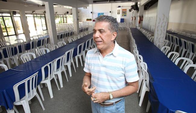 Na celebração do aniversário, José Medrado quer reunir adeptos de várias religiões - Foto: Marco Aurélio Martins | Ag. A TARDE