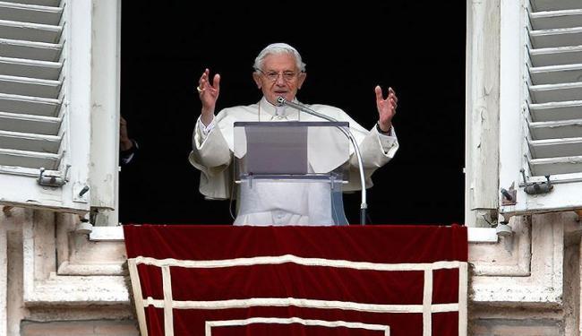 Bento XVI assinou o documento com alterações em relação à lei de 1996 do Vaticano - Foto: Reuters