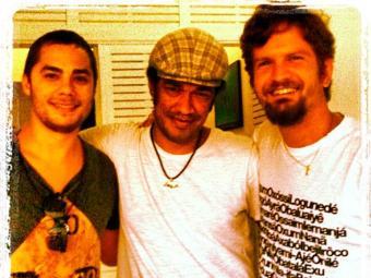 Levi Lima, Luciano Calazans e Saulo - Foto: Reprodução   Instagram