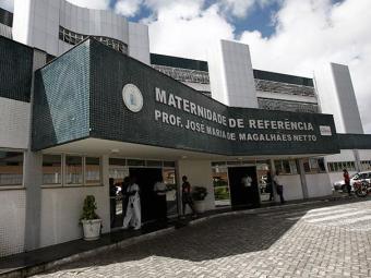 Maternidade não vai receber novos pacientes, apenas manterá o atendimento aos internados - Foto: Fernando Vivas | Ag. A TARDE