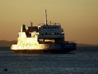Internacional Marítima deve assumir ferry por seis meses, em caráter emergencial - Foto: Fernando Vivas | Ag. A TARDE