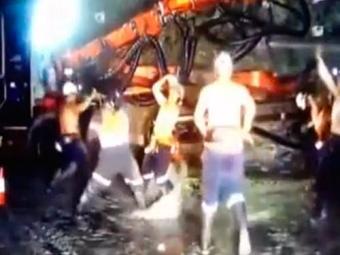 Mineiros foram demitidos por não respeitar normas de segurança - Foto: Reprodução | Youtube