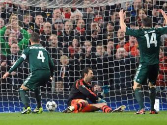 Real Madrid vence rival na Inglaterra e avança às quartas de final da Liga dos Campeões - Foto: Kerim Okten | Agência Efe