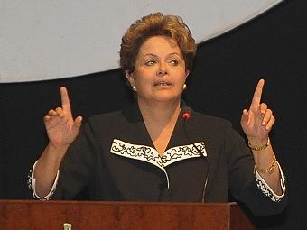 Dilma lamenta perda de 'um amigo do Brasil' - Foto: José Cruz l Agência Brasil