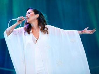 Cantora voltou a se apresentar após três meses de licença - Foto: Divulgação