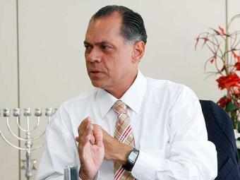 João Henrique responde por gastos em publicidade durante a gestão de 2009 - Foto: Marco Aurélio Martins | Ag. A TARDE