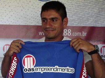 Nome de Rosales aparece no BID e ele já pode estrear pelo Bahia no Campeonato Baiano - Foto: Esporte Clube Bahia   Divulgação