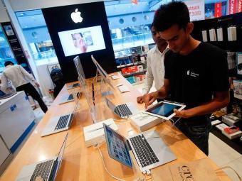 Apple deve perder espaço no mercado - Foto: Agência Reuters