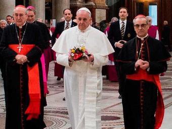 Papa é considerado um homem de hábitos simples - Foto: Osservatore Romano | Agência EFE