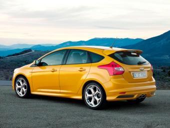 Ford Focus ST foi o líder de vendas em vários países europeus - Foto: Divulgação