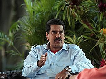 Em seu perfil, Maduro reitera seu compromisso com o falecido presidente Hugo Chávez - Foto: Reuters