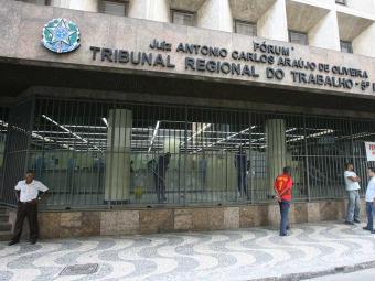 TRT-BA agenda prova para a mesma data do concurso da PC - Foto: Arestides Baptista   Arquivo   Ag. A TARDE
