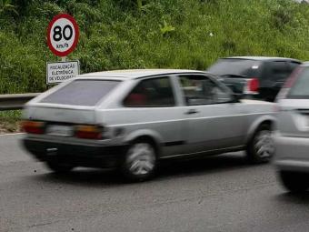 Novos radares tem como objetivo inibir o excesso de velocidade dos motoristas em Salvador - Foto: Gildo Lima | Ag. A TARDE
