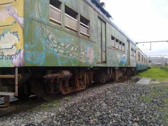 Não há previsão para os trens voltarem a circular - Foto: Euzeni Daltro | Ag. A TARDE