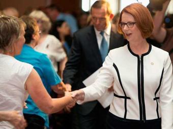Primeira-ministra dá boas-vindas pelo Twitter à apresentadora - Foto: Agência Reuters