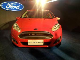 Ford inicia a produção do New Fiesta - Foto: Marcos Case | Ag. A TARDE
