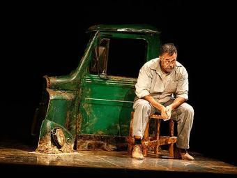 Espetáculo Sargento Getúlio fez parte da primeira edição - Foto: Luciano da Matta | Ag. A TARDE