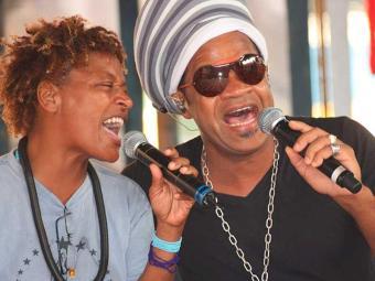 Brown e Mart'nália dividirão o palco do Bahia Café Hall - Foto: Edgar de Souza   Divulgação