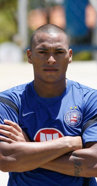 Capitão do time desde 2011, Titi é o jogador que está há mais tempo no time titular - Foto: Gildo Lima   Ag. A TARDE