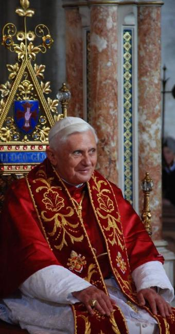 Papa pediu aos cardeais que deixem suas diferenças de lado na escolha do próximo pontífice - Foto: Nat Geo   Divulgação