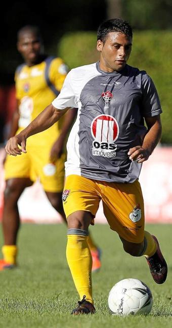 Sem Caio Júnior, tarde na Toca do Leão é marcada por trabalho de finalização - Foto: Eduardo Martins | Agência A TARDE