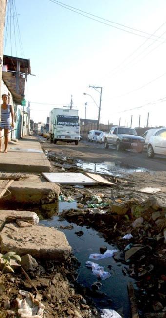 Rua Nilo Peçanha será interditada para obras de recapeamento asfáltico - Foto: Gabrielle Ferreira | Agecom