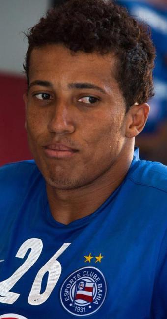 O lateral Magal é uma das novidades na equipe para o jogo deste domingo, 24 - Foto: Dorivan Marinho / Ag. A Tarde