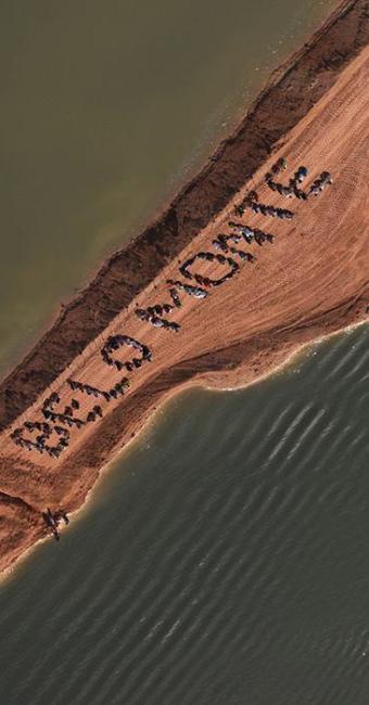 Denúncia aponta exploração sexual na região das obras da Usina Hidrelétrica de Belo Monte - Foto: AP Photo | Atossa Soltani