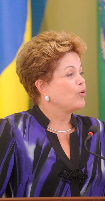 Dilma tem reunião nesta terça-feira com o presidente da África do Sul, Jacob Zuma - Foto: EFE | Fernando Bizerra Jr